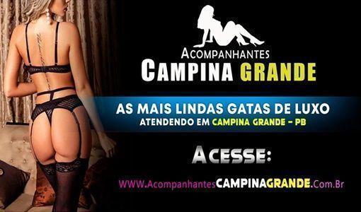 ACOMPANHANTES CAMPINA GRANDE