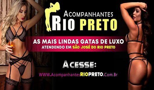 ACOMPANHANTES RIO PRETO